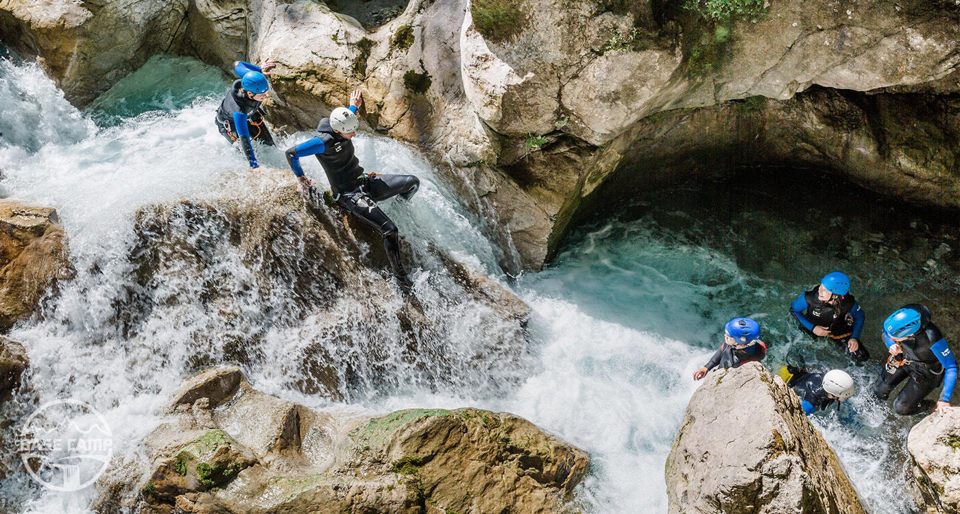 Canyoning-und-Rafting